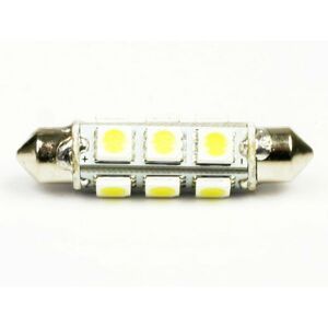 Interlook LED auto žárovka LED C5W 12 SMD 5050 360° 44mm